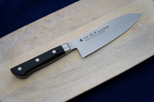 d789a2beb78c Satake Satoru Nóż Santoku 17cm