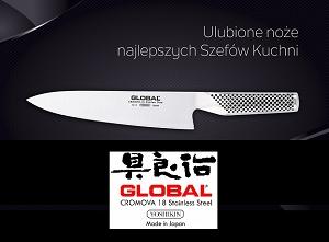 Noże Global